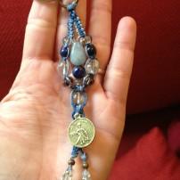 מחזיק מפתחות הנסיך הקטן כחולים